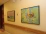 La Galerie Joseph Prezament du Centre Gériatrique Maimoindes Donald Berman
