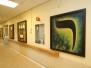 La Galerie de lettres hébraïques Norman et Pearl Leibovitch du Centre gériatrique Maimonides de Montréal